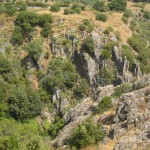Barranc del riu Molinos (Santulussurgiu, Sardenya)