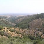 Barranc del riu Molinos (Sardenya)