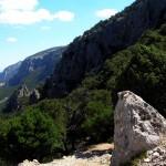 La vall de Lanaittu (Ùliena, Sardenya)