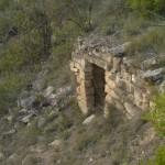 Barraca a la vinya del Sabater (Copons, Països Catalans)