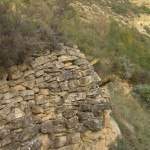 Escala a la vinya del Sabater (Copons, Països Catalans)