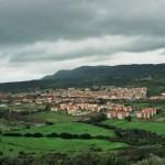 Bosa al mig d'una tempesta (Sardenya, gener 2005)