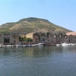 Les drassanes de Bosa (Sardenya, 2008)